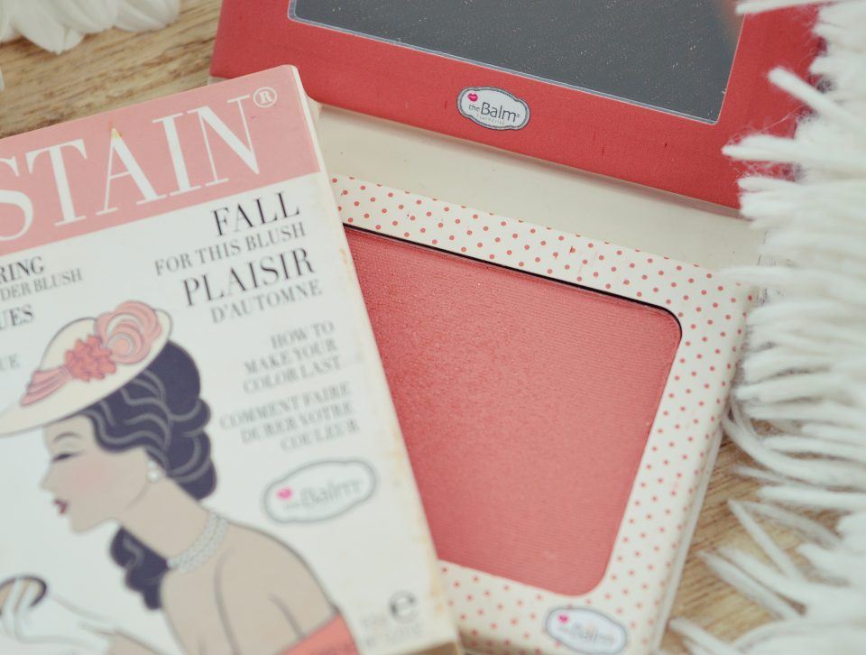 Beauty Favoriten im Juli - The Balm